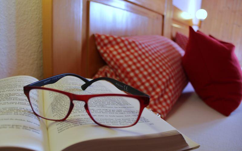 Lesebrille Ferienwohnung Lippenhof